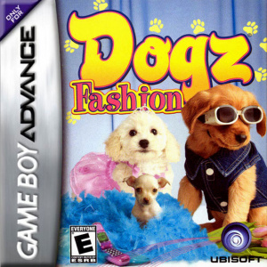 Dogz Fashion OCCASION (Cartouche seule) Gameboy advance