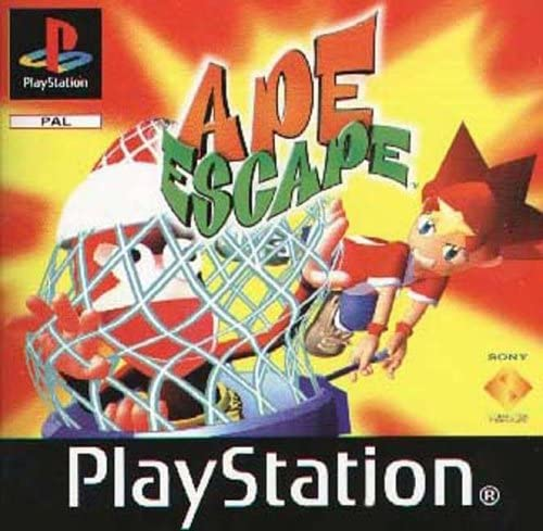 Ape Escape OCCASION Playstation 1