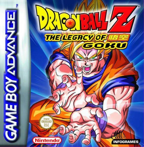 Dragon ball Z l'héritage de Goku OCCASION (Cartouche seule) Gameboy advance