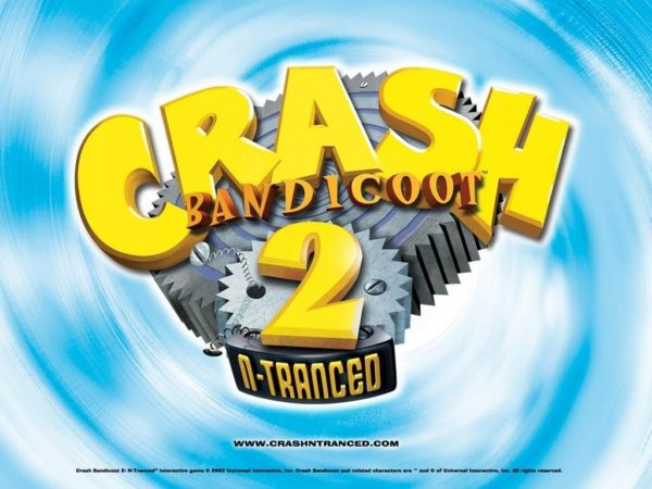 Crash Bandicoot 2 N-Tranced OCCASION (Cartouche seule) Gameboy advance