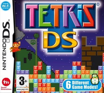 Tetris Ds Mario OCCASION DS