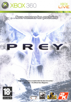 Prey OCCASION Xbox 360