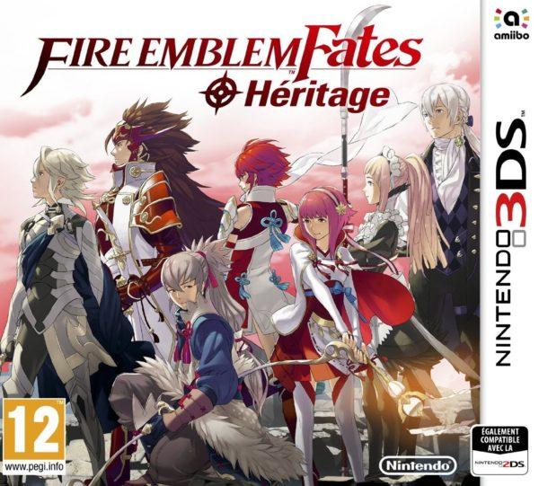 Fire Emblem Fates Héritage OCCASION 3DS