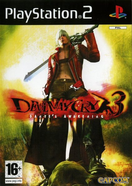 Devil May Cry 3 OCCASION Playstation 2