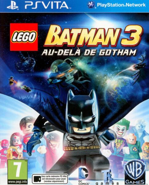 Lego Batman 3 OCCASION Playstation Vita