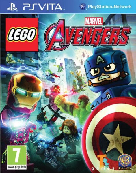 Lego Avengers OCCASION Playstation Vita