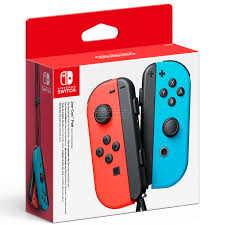 Joy-Con Pair Red & Blue NEUF Nintendo Switch