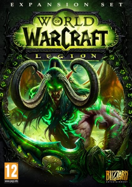 World Of Warcraft Legion NEUF PC