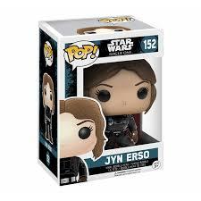 152 – Star Wars : Jyn Erso Limited NEUF Funko POP!