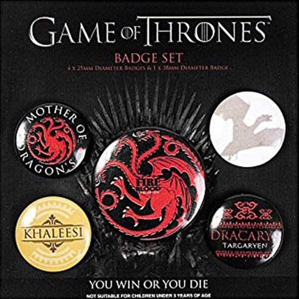 Game Of Thrones : Fire & Blood NEUF Accessoires