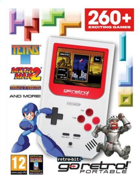 Console Portable Go Retro NEUF Autres