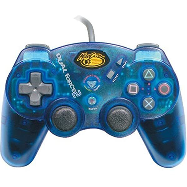 Controller Twin Force Analog NEUF Playstation 1