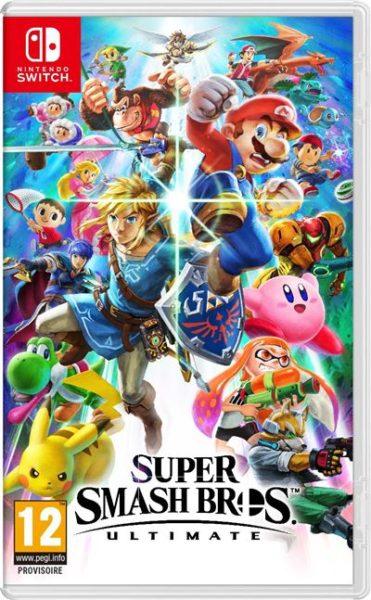Super Smash Bros Ultimate NEUF Nintendo Switch