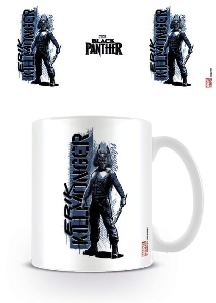 Marvel : Erik Killmonger NEUF Mugs