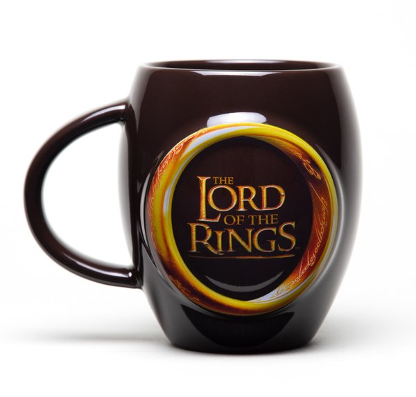Lord Of The Ring : L'anneau Unique NEUF Mugs