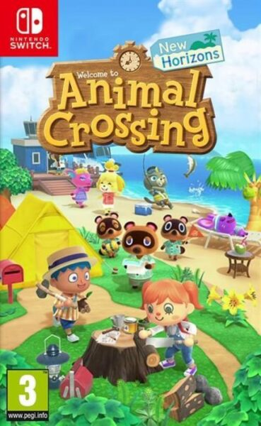 Animal Crossing : New Horizons NEUF Nintendo Switch