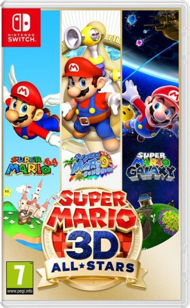 Super Mario 3D All Stars NEUF Nintendo Switch