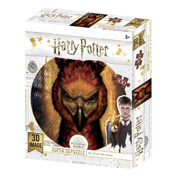 Harry Potter : Fawkes NEUF Puzzle