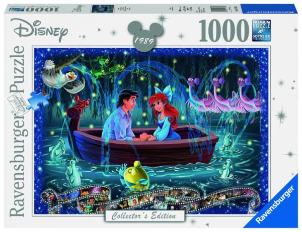 Disney : Ariel NEUF Puzzle