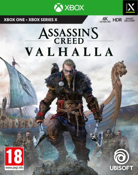 Assassin's Creed Valhalla NEUF Xbox Series
