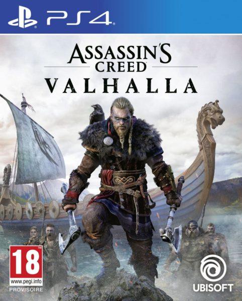 Assassin's Creed Valhalla NEUF Playstation 4