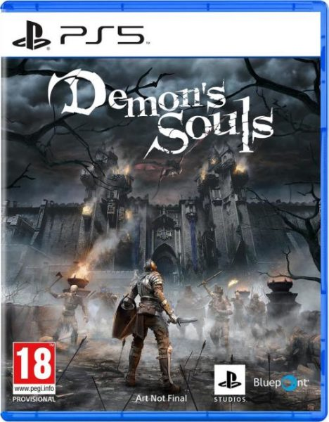 Demon's Souls Remake NEUF Playstation 5