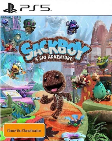 Sackboy A Big Adventure NEUF Playstation 5