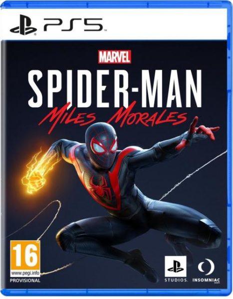 Spiderman Mile's Morales NEUF Playstation 5