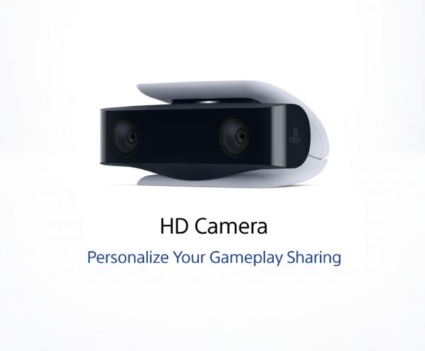 Camera HD NEUF Playstation 5