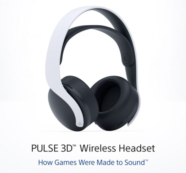 Gaming Headset Pulse 3D NEUF Playstation 5
