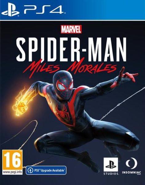 Spiderman Mile's Morales NEUF Playstation 4