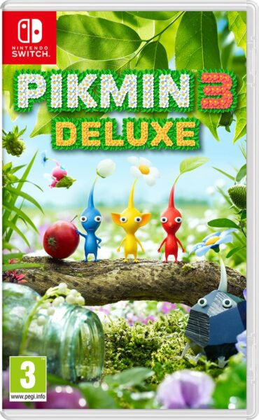 Pikmin 3 Deluxe NEUF Nintendo Switch