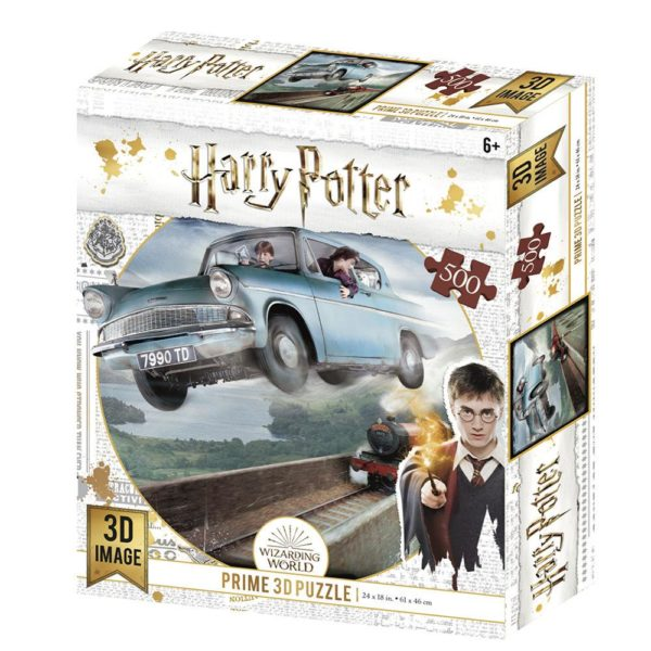 Harry Potter NEUF Puzzle