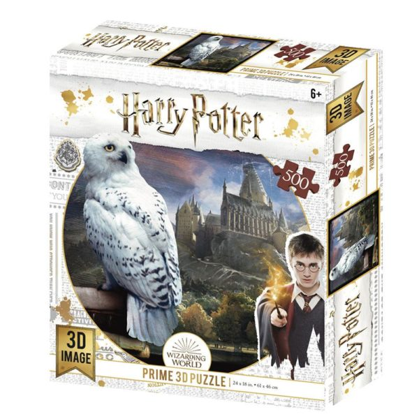 Harry Potter : Hedwig NEUF Puzzle