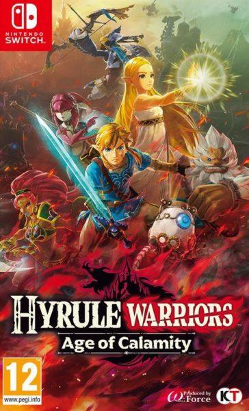 Hyrule Warriors L'ère Du Fléau NEUF Nintendo Switch