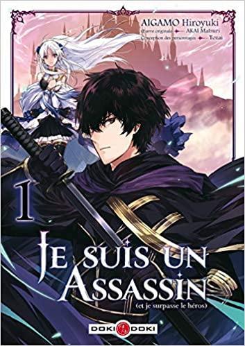 Je Suis Un Assassin NEUF Manga