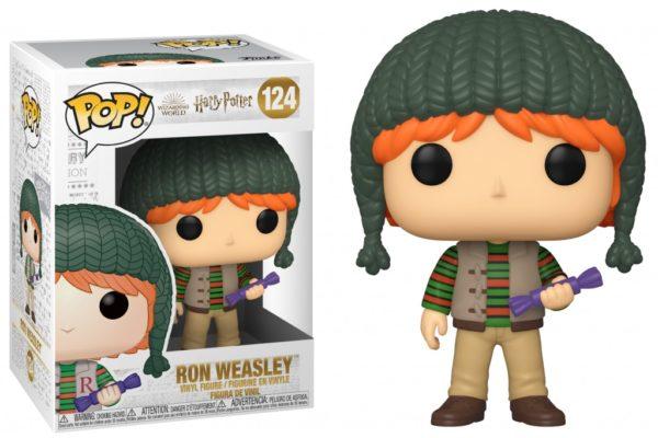 Harry Potter : Ron Weasley NEUF Funko POP!