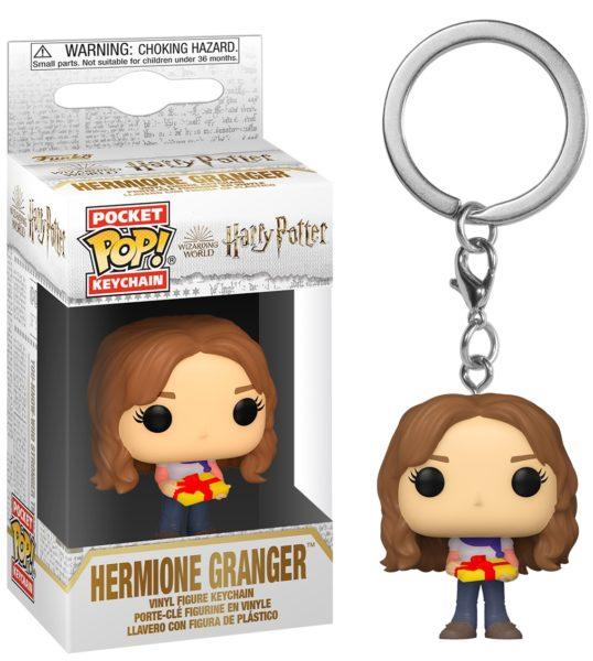 Harry Potter : Hermione Granger NEUF Porte-Clés