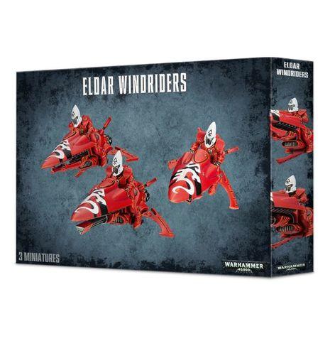 Eldar Windriders NEUF Warhammer 40000