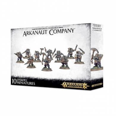 Kharadron Overlords Arkanaut Company NEUF Warhammer Age Of Sigmar