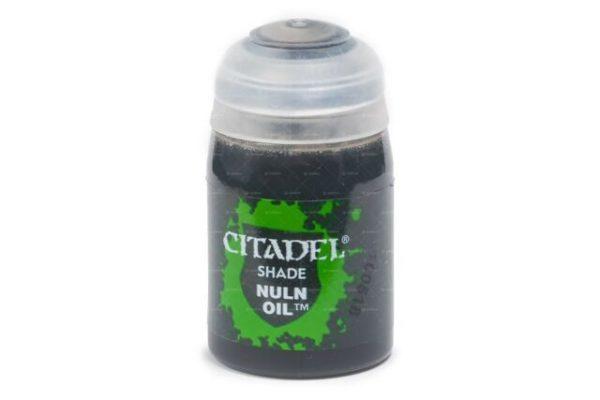 Shade 24ml – Nuln oil NEUF Citadel