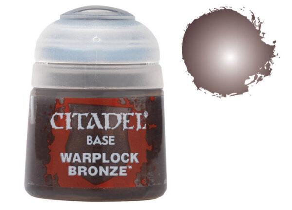 Citadel Base 12ml – Warplock Bronze NEUF Citadel