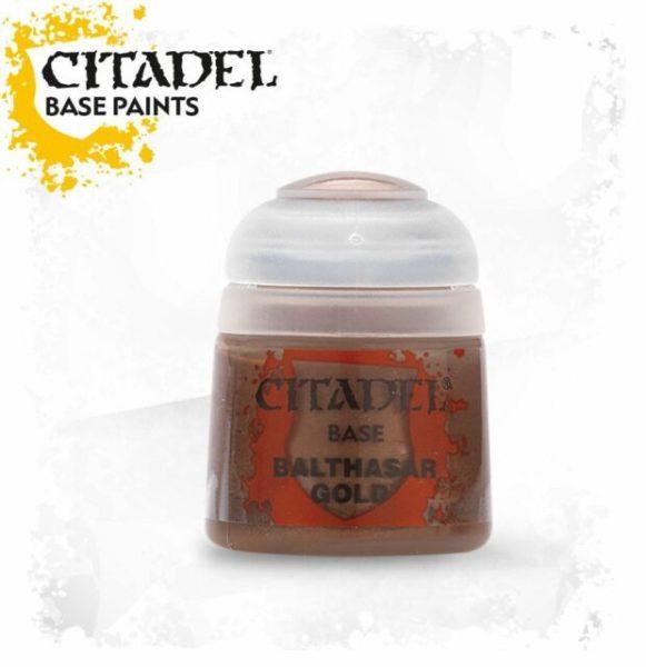 Citadel Base 12ml – Balthasar Gold NEUF Citadel