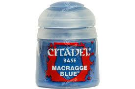 Citadel Base 12ml – Macragge Blue NEUF Citadel