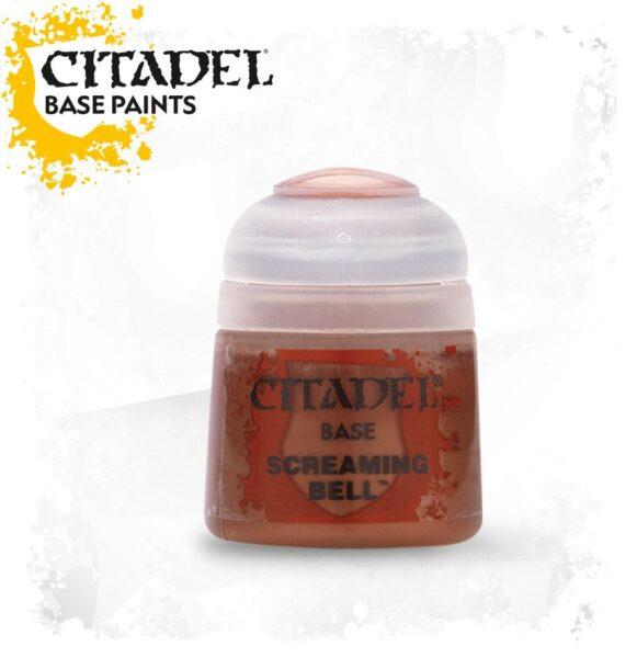 Citadel Base 12ml – Screaming Bell NEUF Citadel