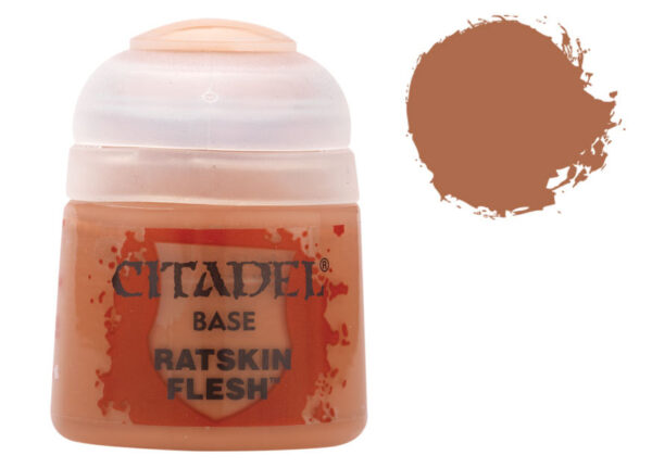 Citadel Base 12ml – Ratskin Flesh NEUF Citadel