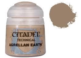 Citadel Technical 12ml – Agrellan Earth NEUF Citadel