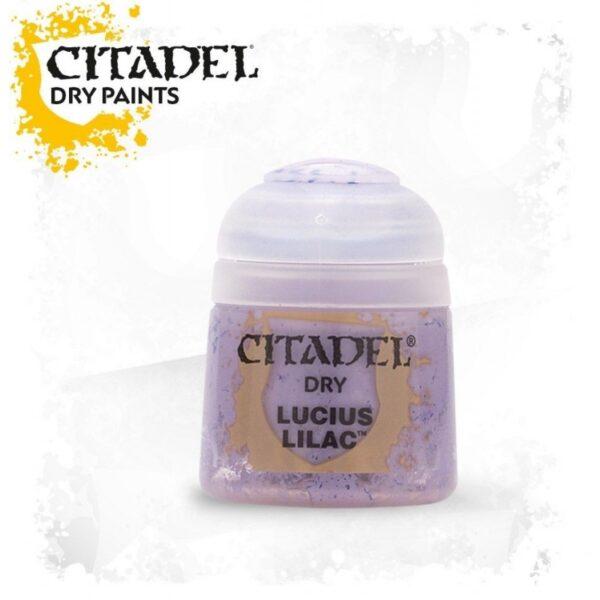 Citadel Dry 12ml – Lucius Lilac NEUF Citadel