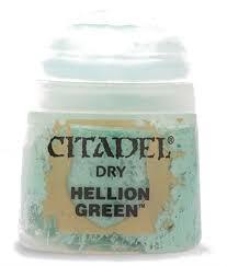 Citadel Dry 12ml – Hellion Green NEUF Citadel