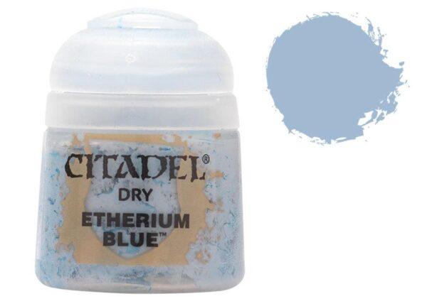 Citadel Dry 12ml – Etherium Blue NEUF Citadel